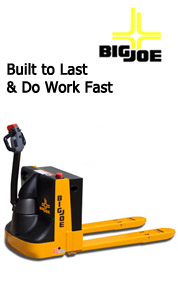 Big Joe Pallet Trucks san diego