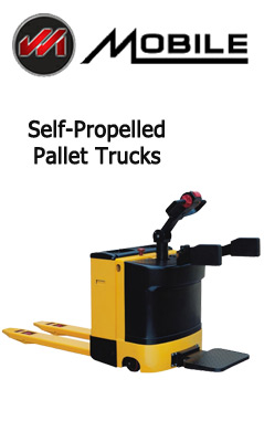 Mobile Self-Propelled Pallet Trucks San Diego, Big-3 Self-Propelled Pallet Trucks